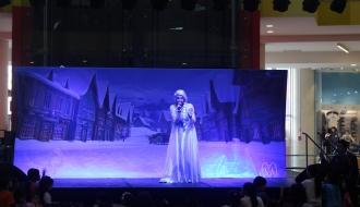 fiestas infantiles bogota - show frozen 1