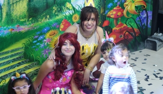 MIA AND ME 1 - FIESTAS INFANTILES BOGOTA - MAKERULE EVENTOS 3157818819