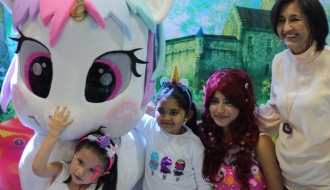 MIA AND ME 6 - FIESTAS INFANTILES BOGOTA - MAKERULE EVENTOS 3157818819