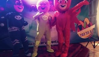 show pjamasks 3 - makerule eventos