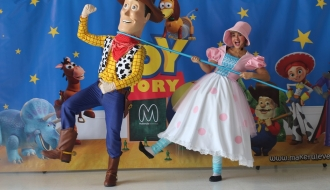 fiestas infantiles bogota - show toy story makerule eventos 3 _ 3157818819