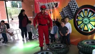 fiestas infantiles bogota - show cars - makerule eventos 4 3157818819