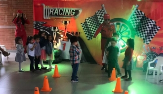 fiestas infantiles bogota - show cars - makerule eventos 6 3157818819