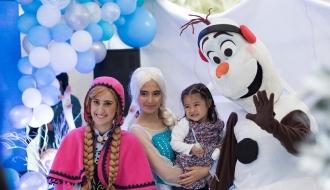fiestas infantiles bogota - frozen - makerule eventos 3