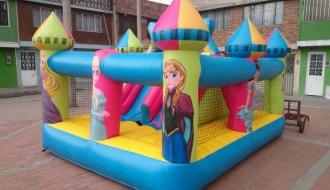 saltarines fiestas infantiles bogota