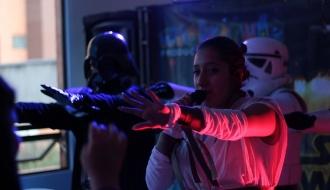 fiestas infantiles bogota - show star wars - makerule eventos 3157818819
