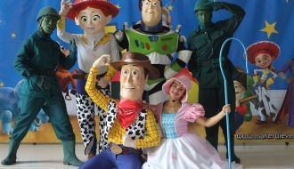 fiestas infantiles bogota - show toy story makerule eventos 2 _ 3157818819